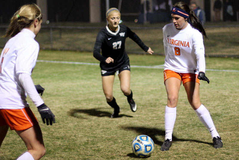 Women's Soccer Photo Gallery: 2013 NCAA Tournament Wake ... |Wake Forest Womens Soccer Camp