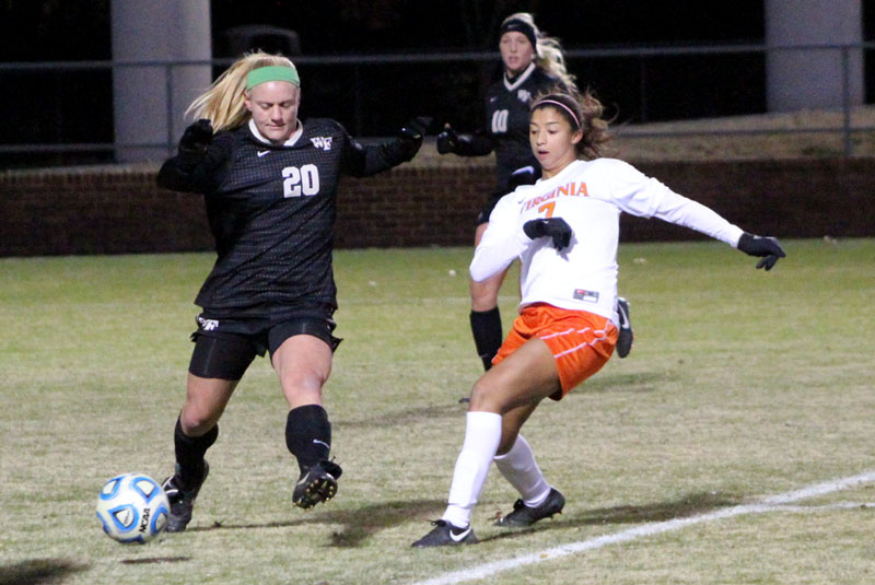 Abby McNamara - Women's Soccer - Wake Forest University ... |Wake Forest Womens Soccer Camp