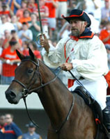 Cavalier on Horseback