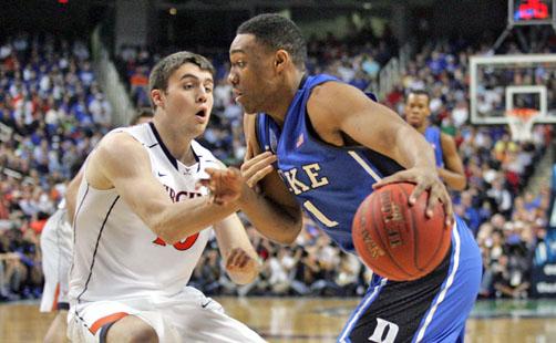 2014 ACC Title Photos: UVa vs Duke, Part 1