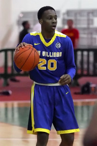 Coleman earned first-team all-state honors his freshman season