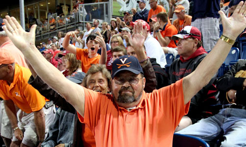 Virginia Baseball Creates More Excitement
