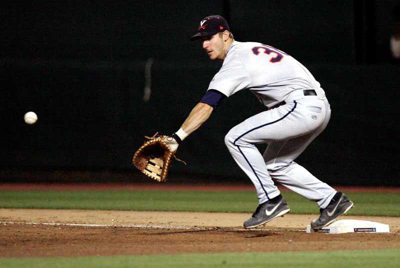 Mike Papi The Afternoon Break Three Hoos Drafted Early TheSabrecom