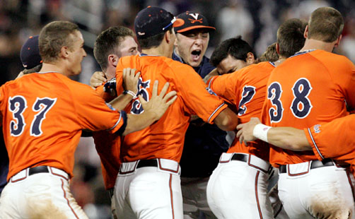 Steady Climb Pushes UVa To Title Series