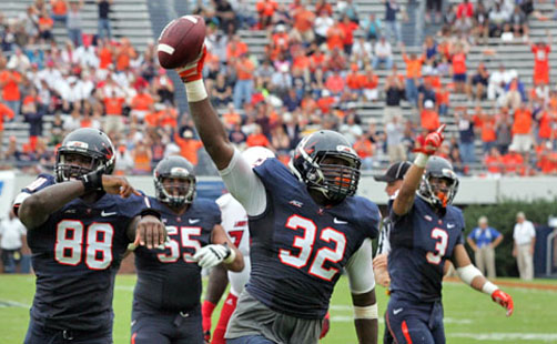 TheSabre.com Poll: How Many Wins Will The Virginia Football Team Achieve This Season?