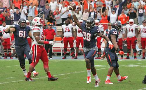 Virginia Football Schedule Preview: Louisville