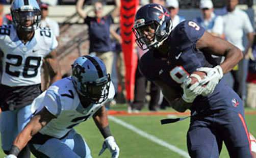 Virginia Football Schedule Preview: North Carolina