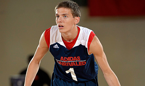 Kyle Guy Shows Well At McDonald's All-American Events