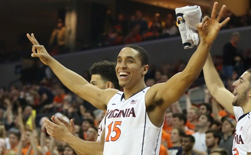 Brogdon Carving Out Spot Among All-Time UVa Greats
