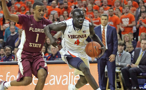TheSabre.com Poll: How Many Points Will Virginia Basketball Average This Season?