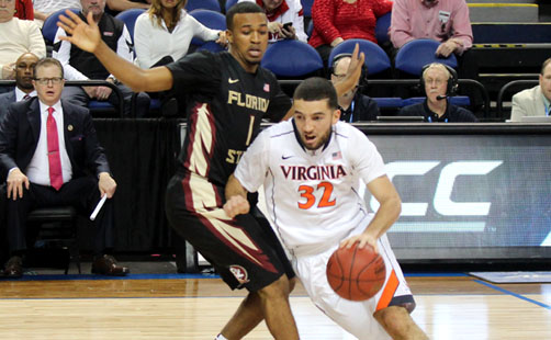 Hoos Take Down Seminoles At ACC Tournament