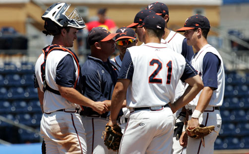 Pitching Moves Spark Virginia Baseball