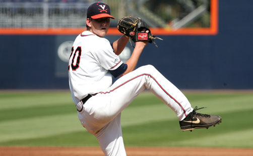 Brandon Waddell Continues To Deliver For Virginia
