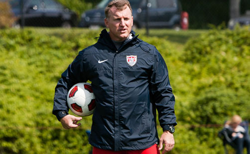 Virginia's Steve Swanson Reflects On World Cup