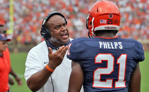 ACC Football Schedule Rankings With Mark Rogers: #5 Virginia