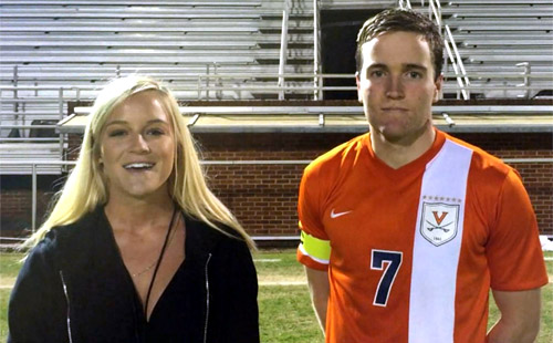 Sabre TV: Todd Wharton, Marcus Salandy-Defour On UNC Tie, Senior Night