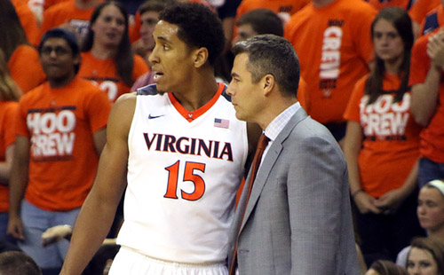 Road Sweet Road: Hoos Win At Ohio State