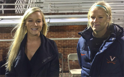 Sabre TV: UVa Women's Soccer's NCAA Tournament Win Against Howard