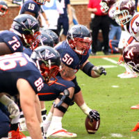 Virginia Football 2016 Season Game Preview:  Virginia Tech