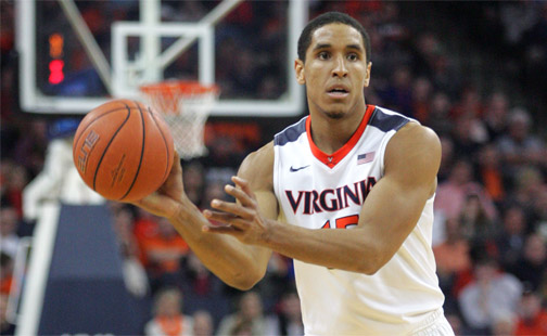 Virginia Thumps Boston College