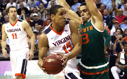 Hoos Head To ACC Title Game With Win