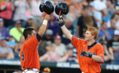 Pavin Smith Finds Groove As Hoos Top Cardinals