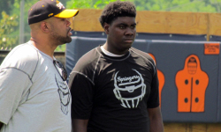 Mekhi Becton's Offer List Continues To Grow