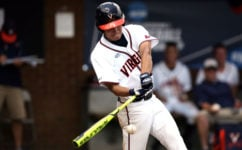 Cameron Simmons, Bottom Of Order Help Hoos Roll