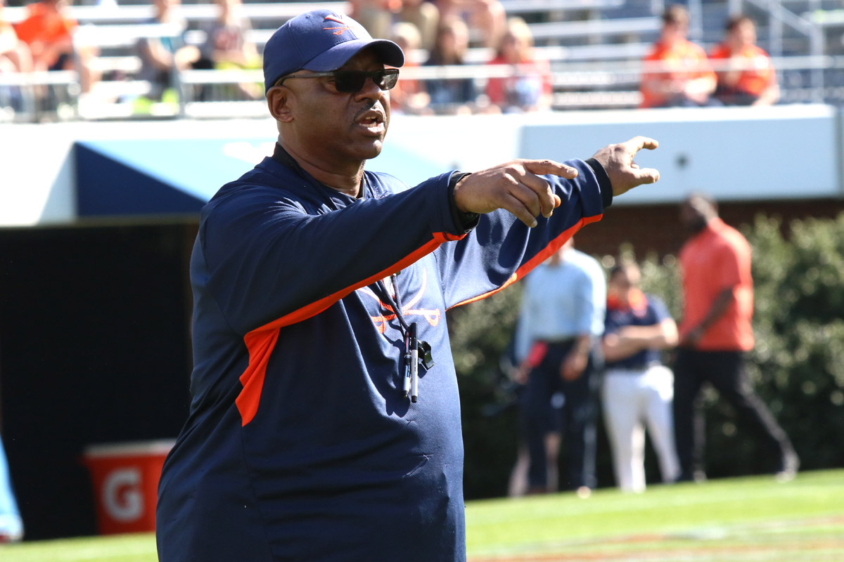 Ruffin McNeill is headed to Oklahoma.