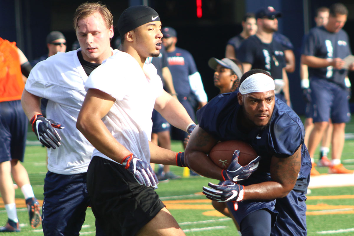 Friday's Final Thoughts about the Virginia football team's trip to Connecticut.