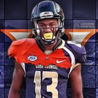 Virginia Secures Commitment From Good Counsel WR Darnell Pratt Jr.