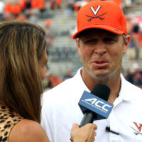 100! Bronco Mendenhall Reaches Milestone With First Virginia Win