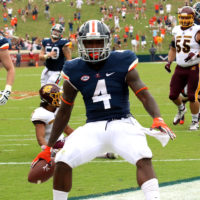 Virginia Football Notables: The Central Michigan Game