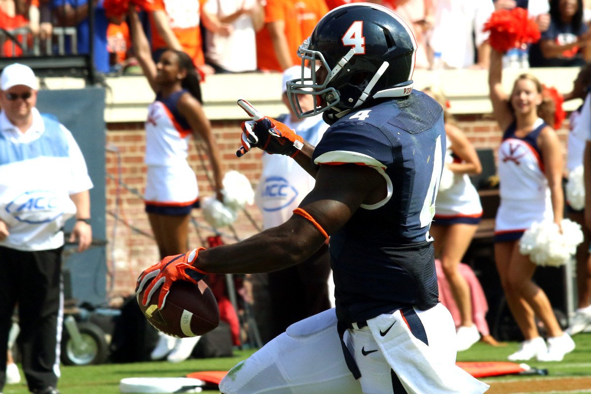 The Friday's Final Thoughts series looks at Virginia football to end the week.