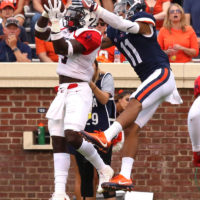 Richmond Spoils Bronco Mendenhall's Debut
