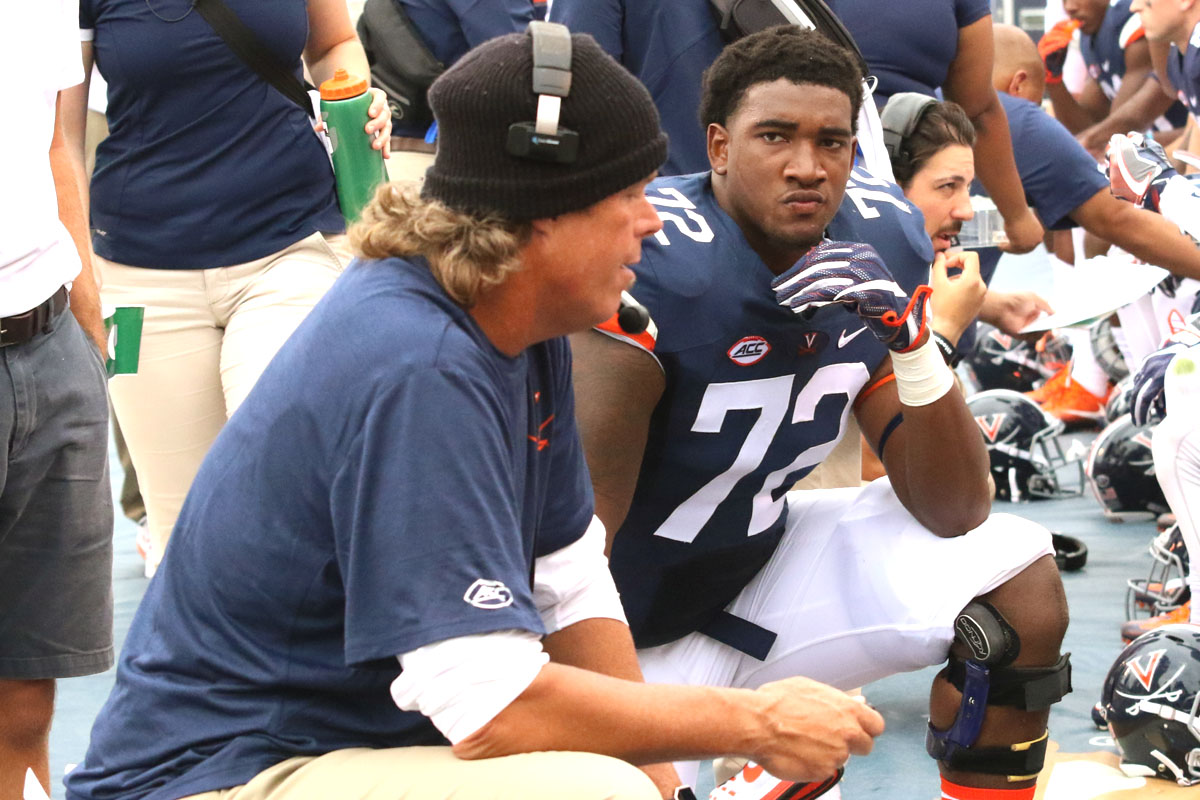 The Ask The Sabre series takes on Virginia football questions.