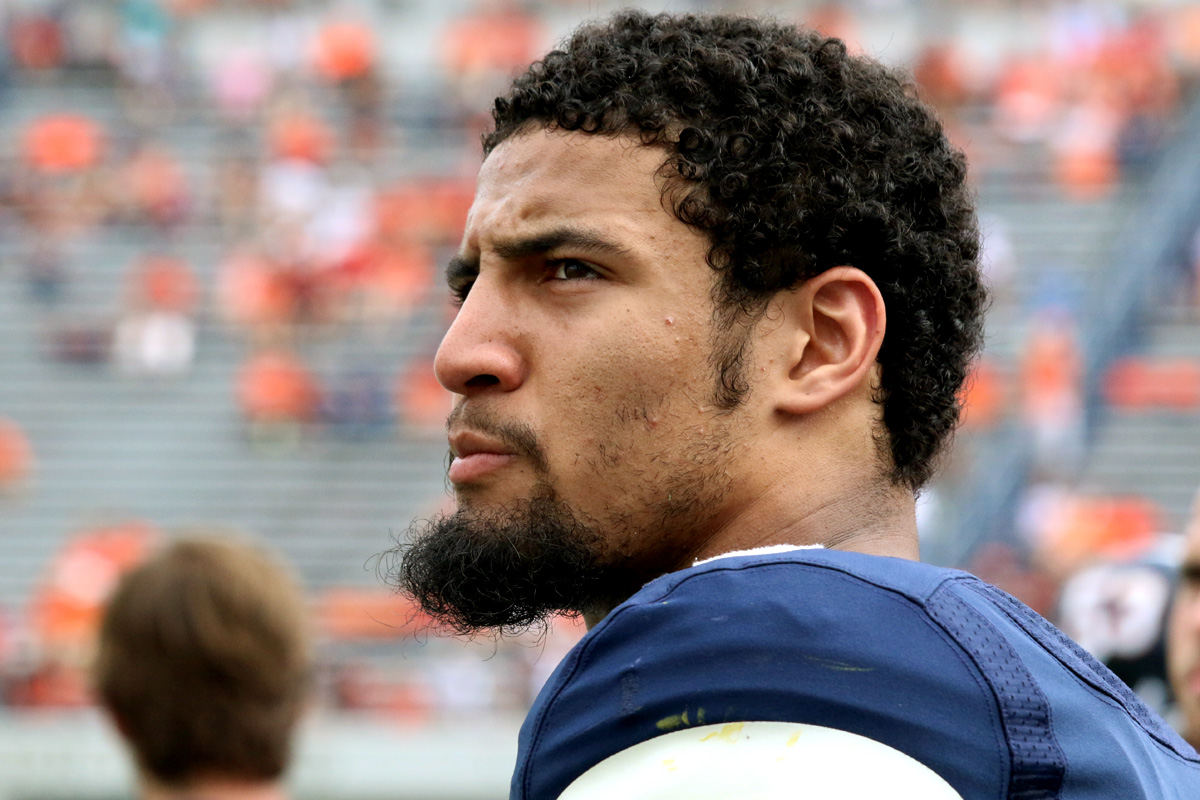 Quin Blanding ranks No. 9 all-time in tackles for Virginia football.