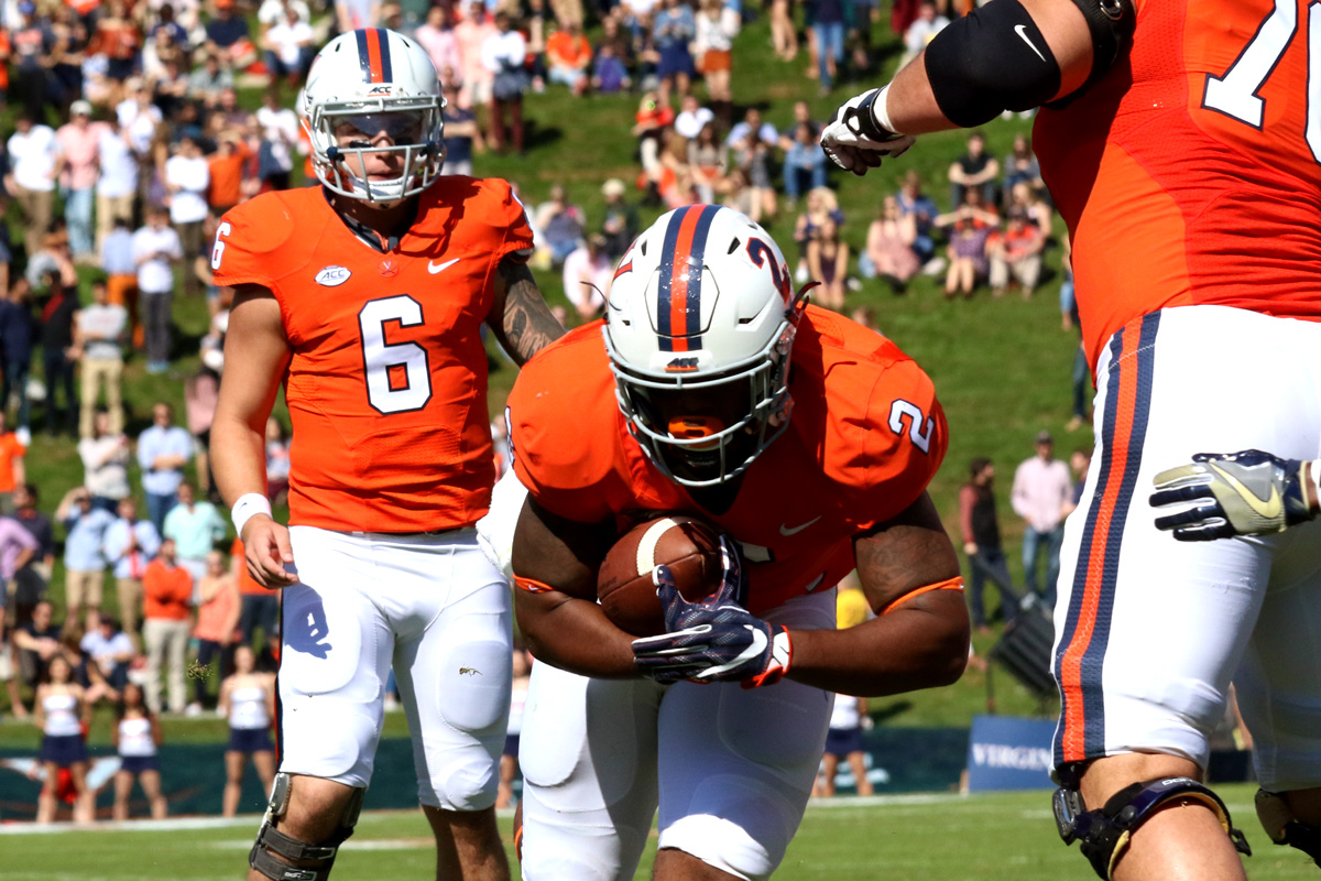 The Virginia football team fell to 2-4 with a loss to Pittsburgh.