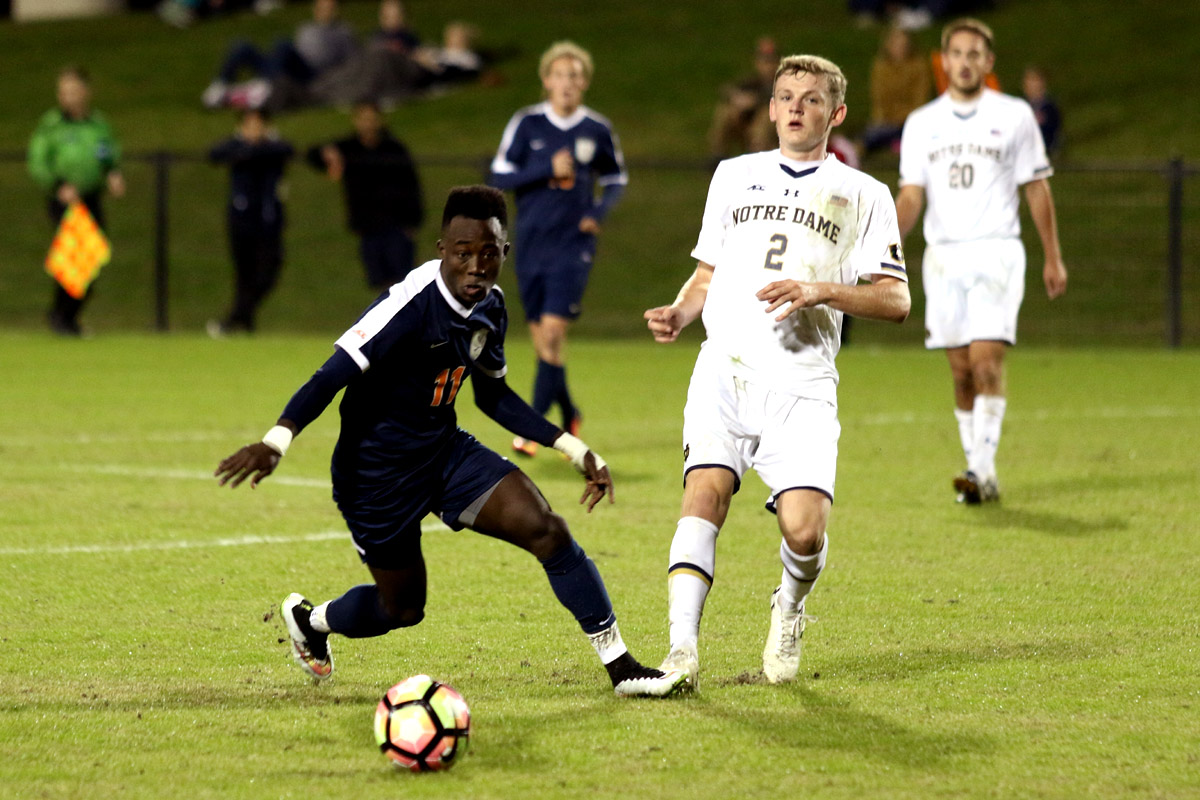 The Virginia soccer team is unbeaten in its last six games.