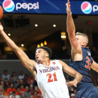 Virginia Basketball Opens With Road Win