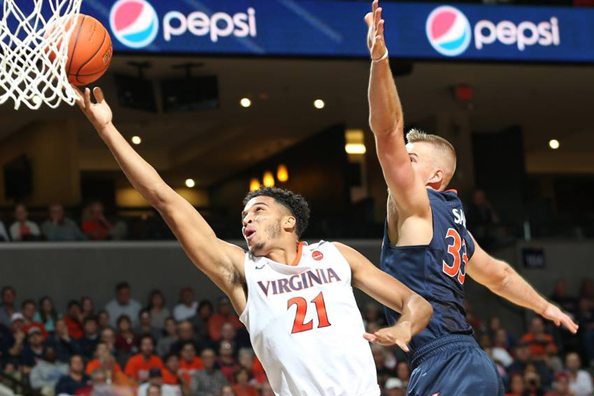 The Virginia basketball team is 7-1 in season-opening games under Tony Bennett.