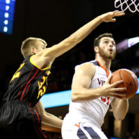 Hoos Handle Hawkeyes With Ease In 33-Point Win