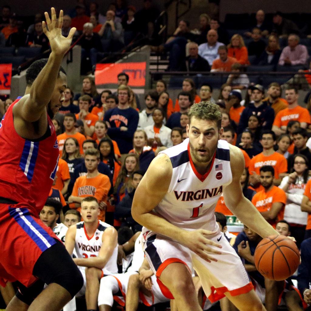 Austin Nichols No Longer With The UVA Men's Basketball ...
