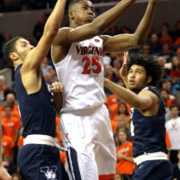 Virginia Bench Helps Sink Yale