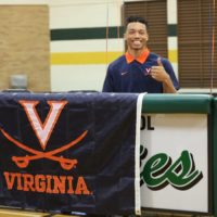 Guard Marco Anthony Makes It Official, Signs With UVA