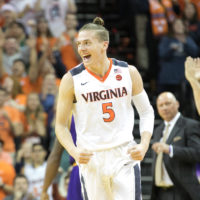 Virginia Ends California's Home Winning Streak