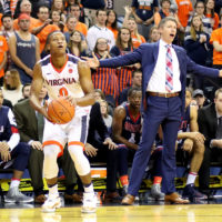 Virginia Blasts Robert Morris, But Eyes Tougher Road Ahead