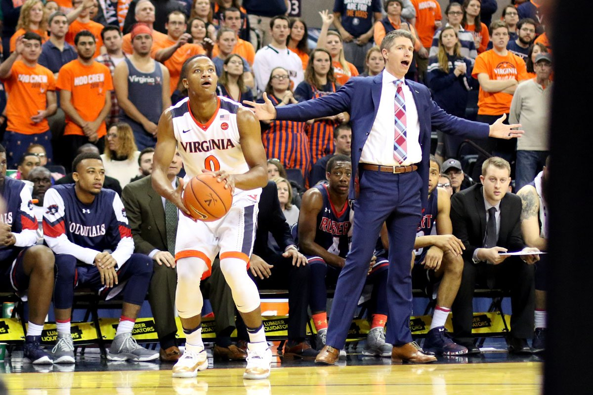 Virginia improved to 9-1 with its latest victory.