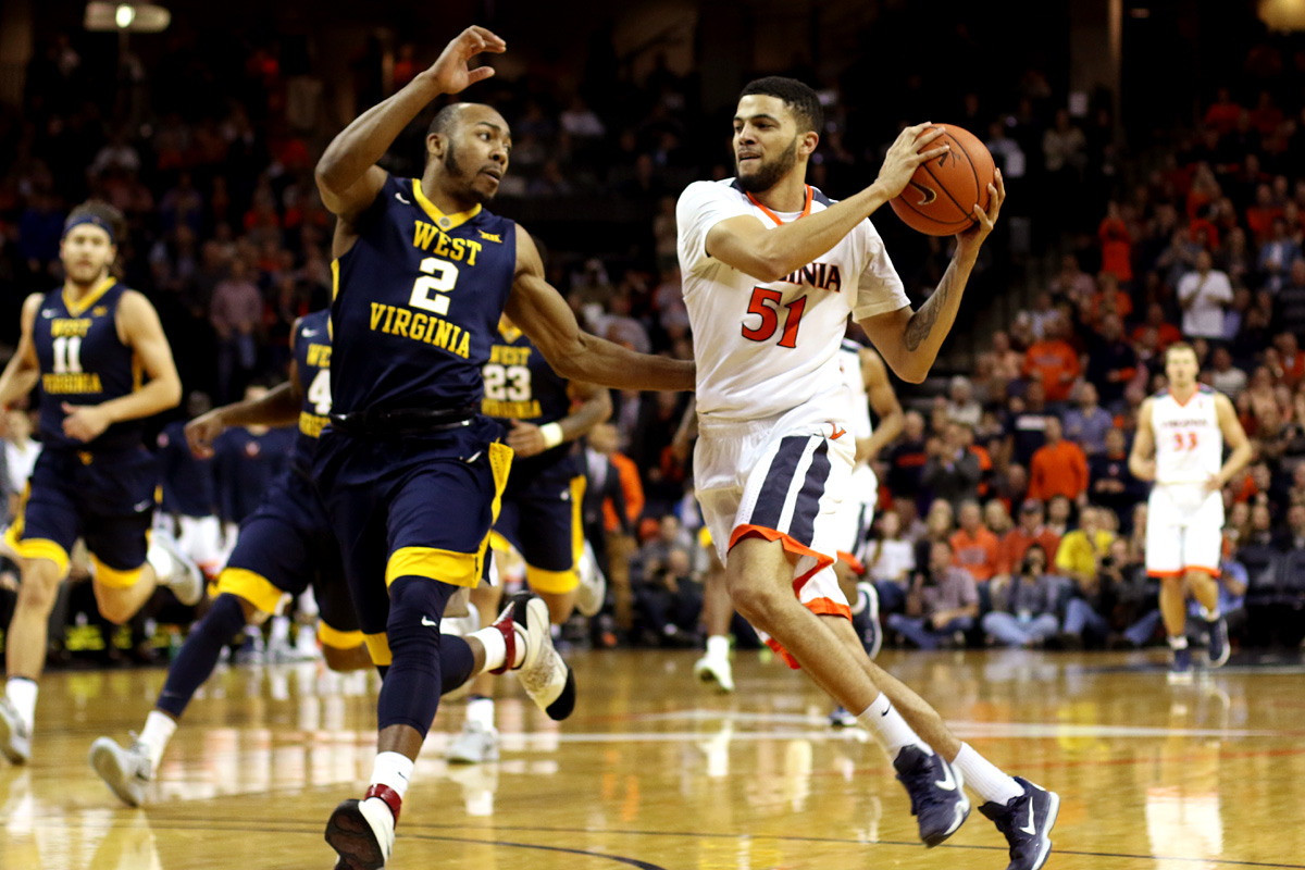 Darius Thompson is the third transfer this offseason for UVA.