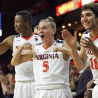 Cavaliers Rally To Defeat Ohio State In ACC/Big Ten Challenge